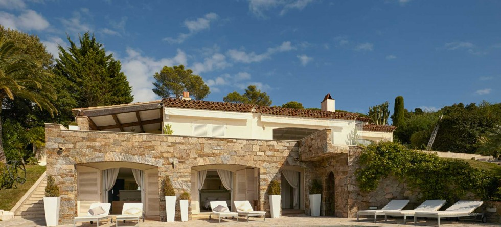 Jasmine Luxury Pool Villa Saint-Tropez
