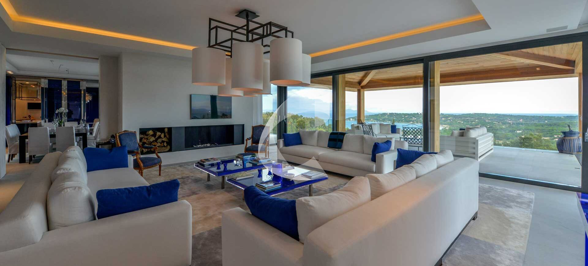 Villa rental Saint-Tropez Indigo