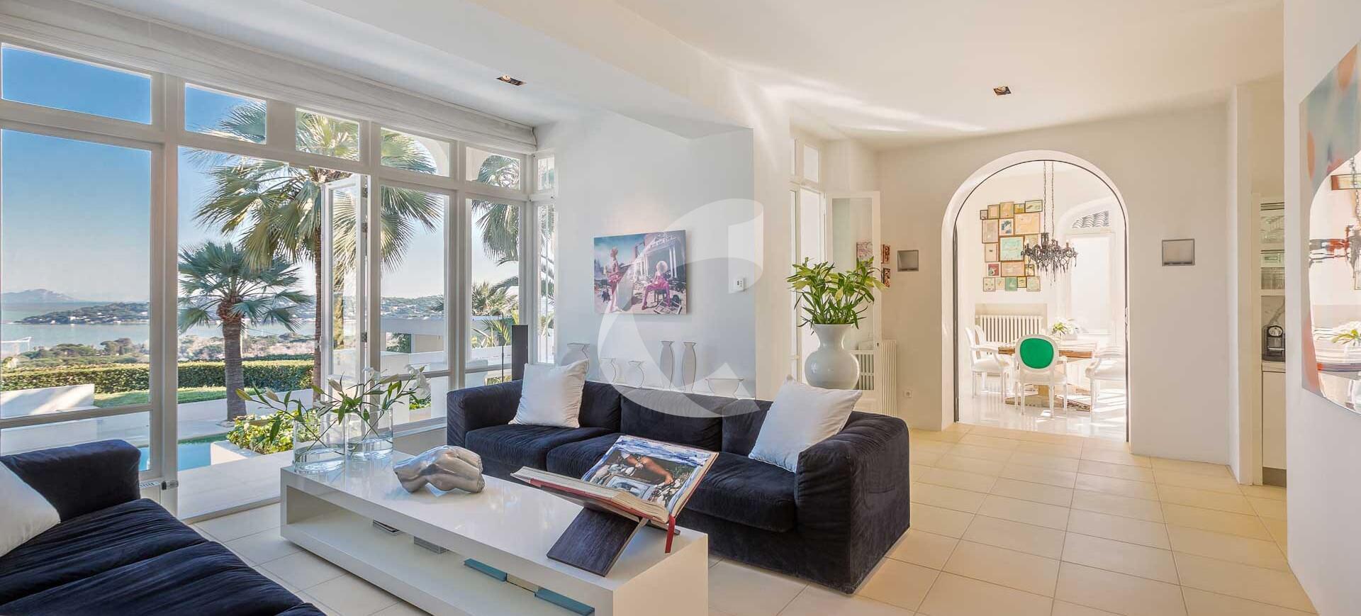 Villa rental Saint-Tropez La Ciel Bleu