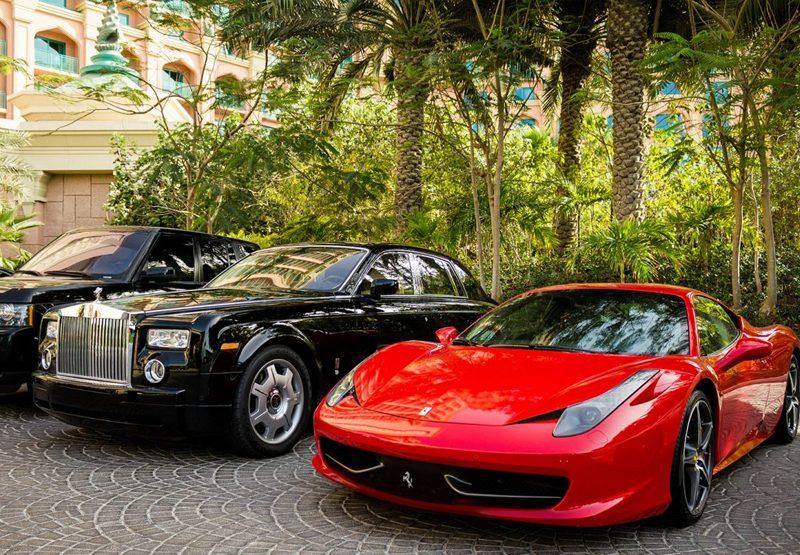 privilege limousine cyrus cars