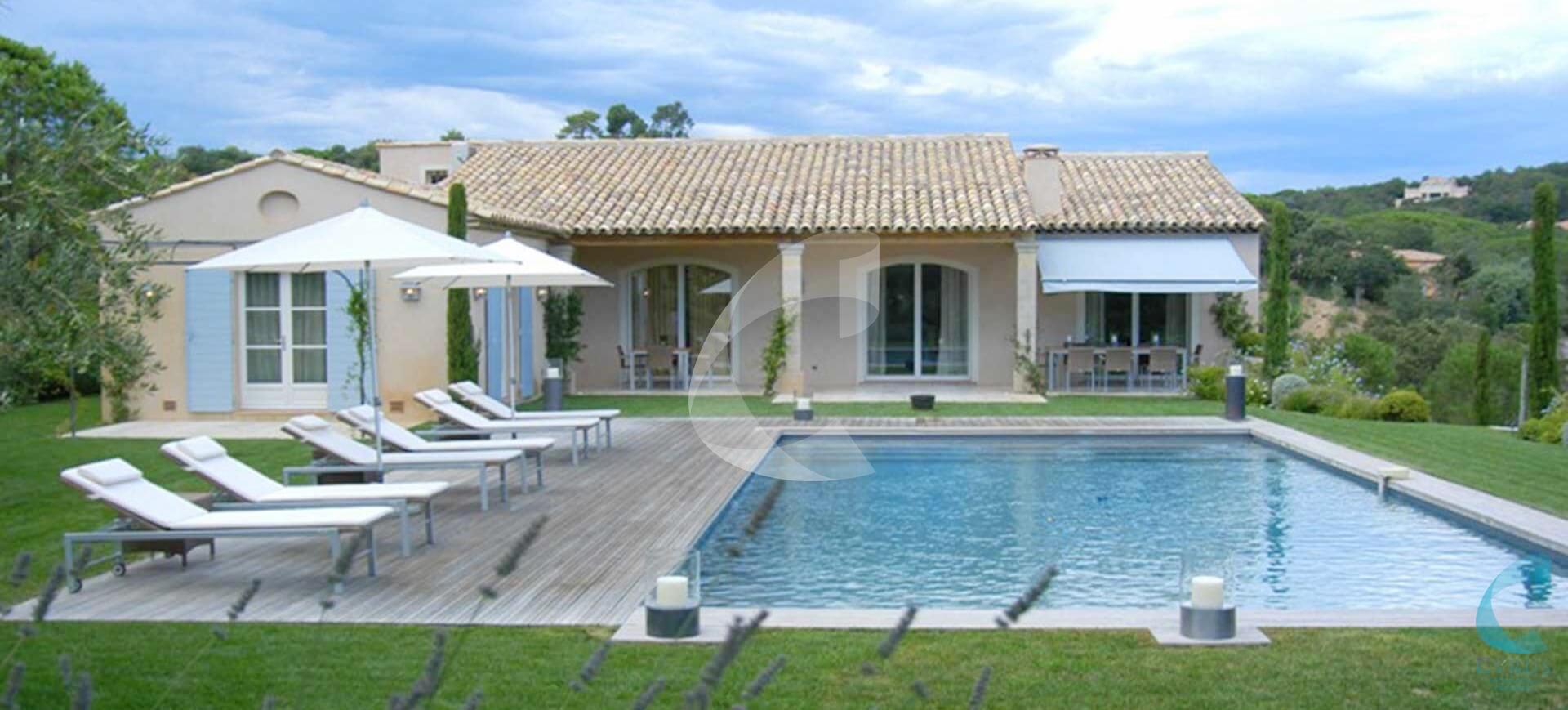 Villa Estee ramatuelle Saint-Tropez