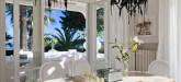 La Ciel Bleu Luxury Villa Saint Tropez dining room view