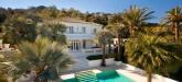 La Ciel Bleu Luxury Villa Saint Tropez front total