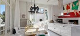La Ciel Bleu Luxury Villa Saint Tropez kitchen 3