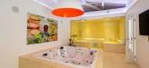 La Ciel Bleu Luxury Villa Saint Tropez sauna hot tub