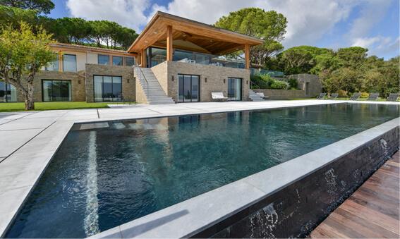 Nice Luxury Villas For Rent In Saint Tropez