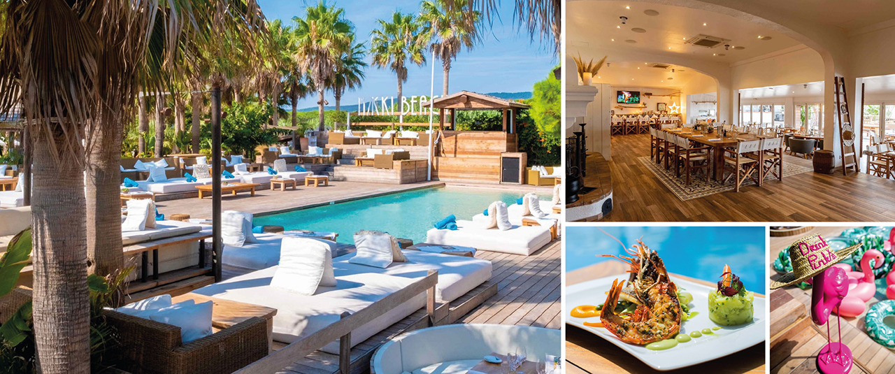 The best places to wine and dine in Saint-Tropez this year