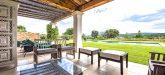 Saint-Tropez Villa rental Porch