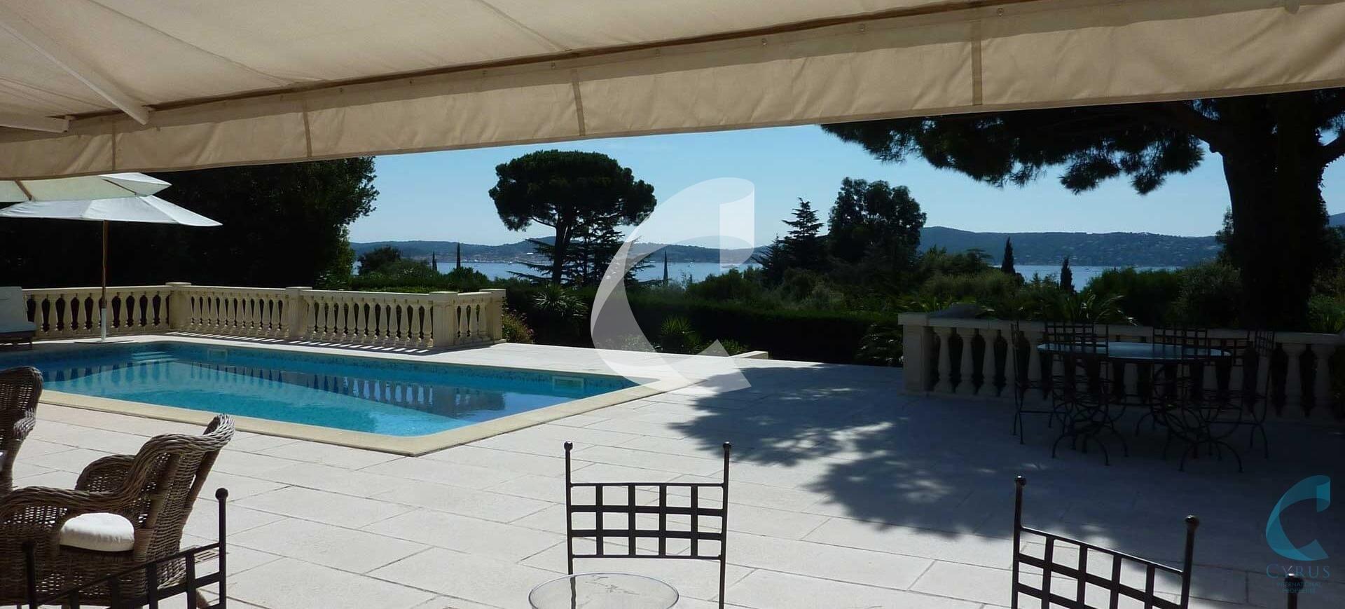 Holiday Villa Saint-tropez
