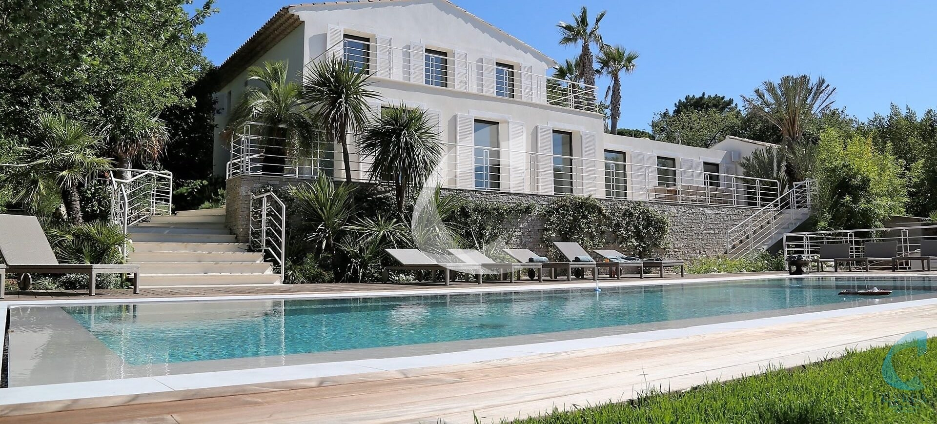 Saint-Tropez Villa Rental La Palme