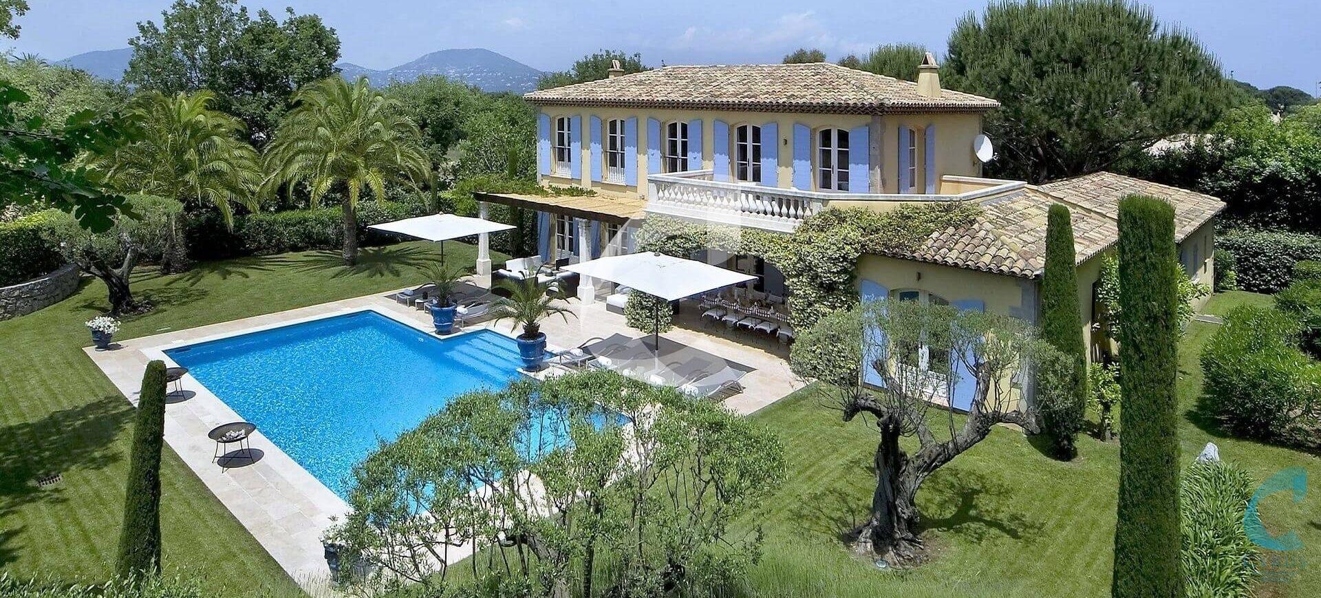 Villa with pool Rent Saint-Tropez