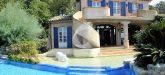 Villa Saint Tropez pool rental