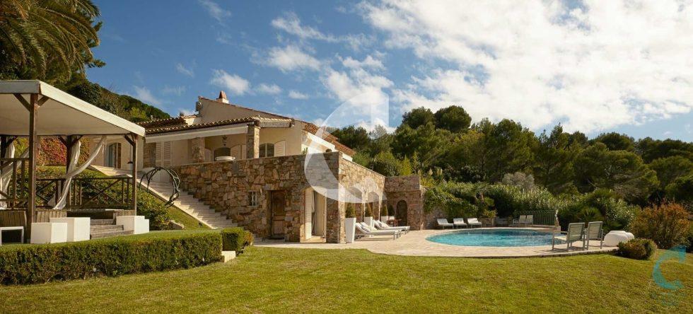 Saint Tropez Beautyfull Villa rental
