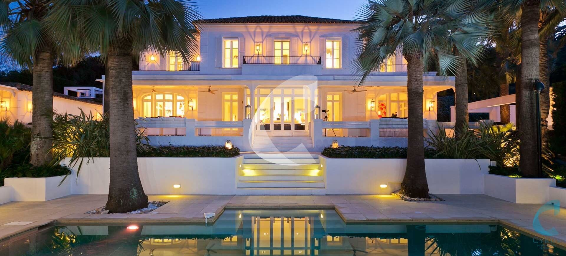 Luxury Villas In Saint Tropez Cyrus International
