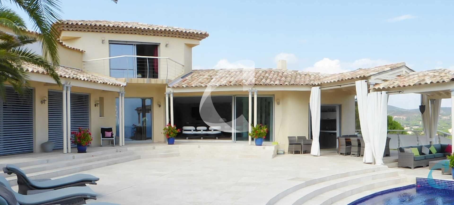 Saint-Tropez Villa history Rental