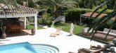St Tropez Villa pool Rental
