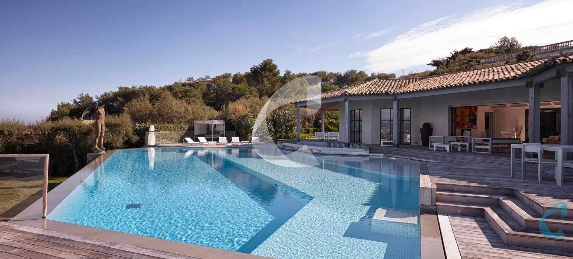 Saint Tropez luxury Villa rental