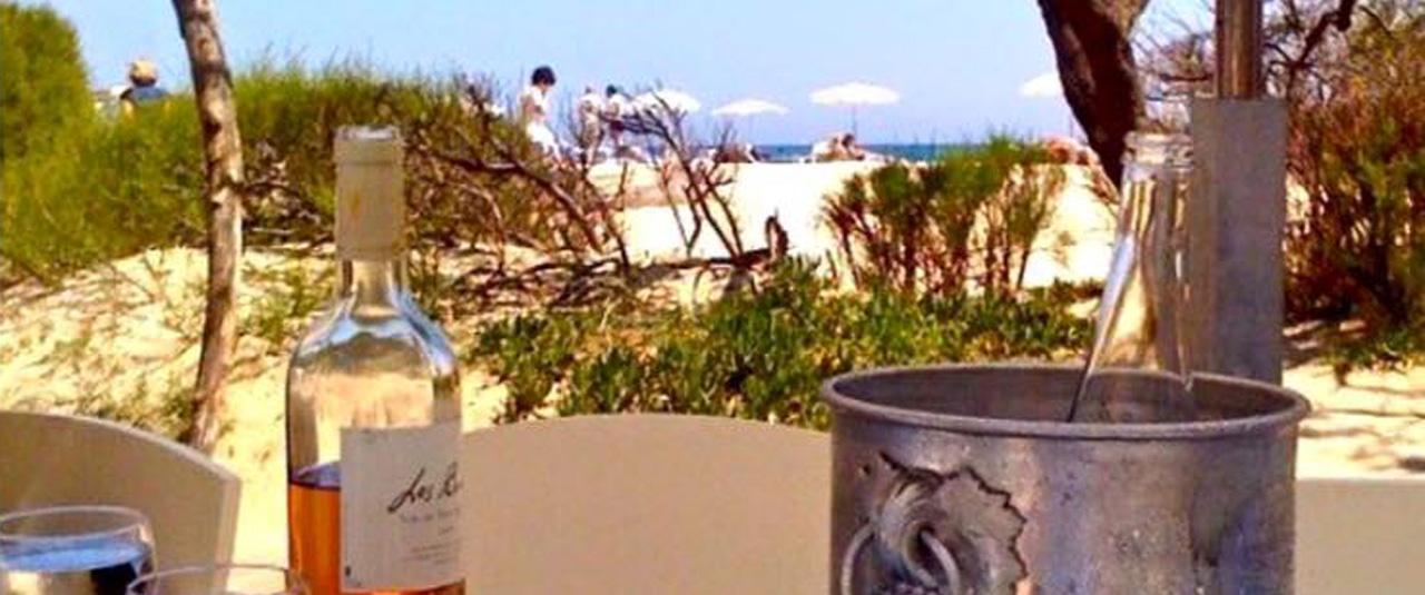 Best beachclubs in Saint-Tropez