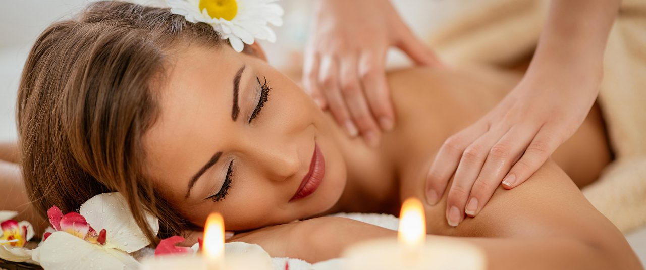 Massage & Beauty at your private villa