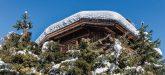 CYRUS Chalet La Fa Ferme de Fedy Megeve Mont d' Arbois