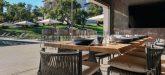 Villa Louise st Tropez lounge rental