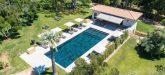 Villa Louise st Tropez pool rental