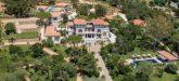 Villa Louise st Tropez view rental