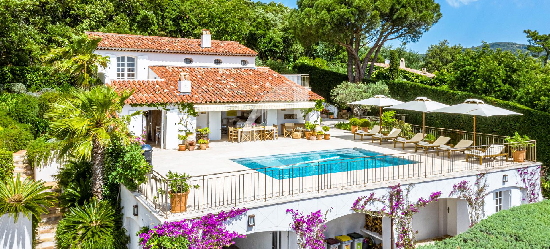 Villa Lilian Grimoud St Tropez