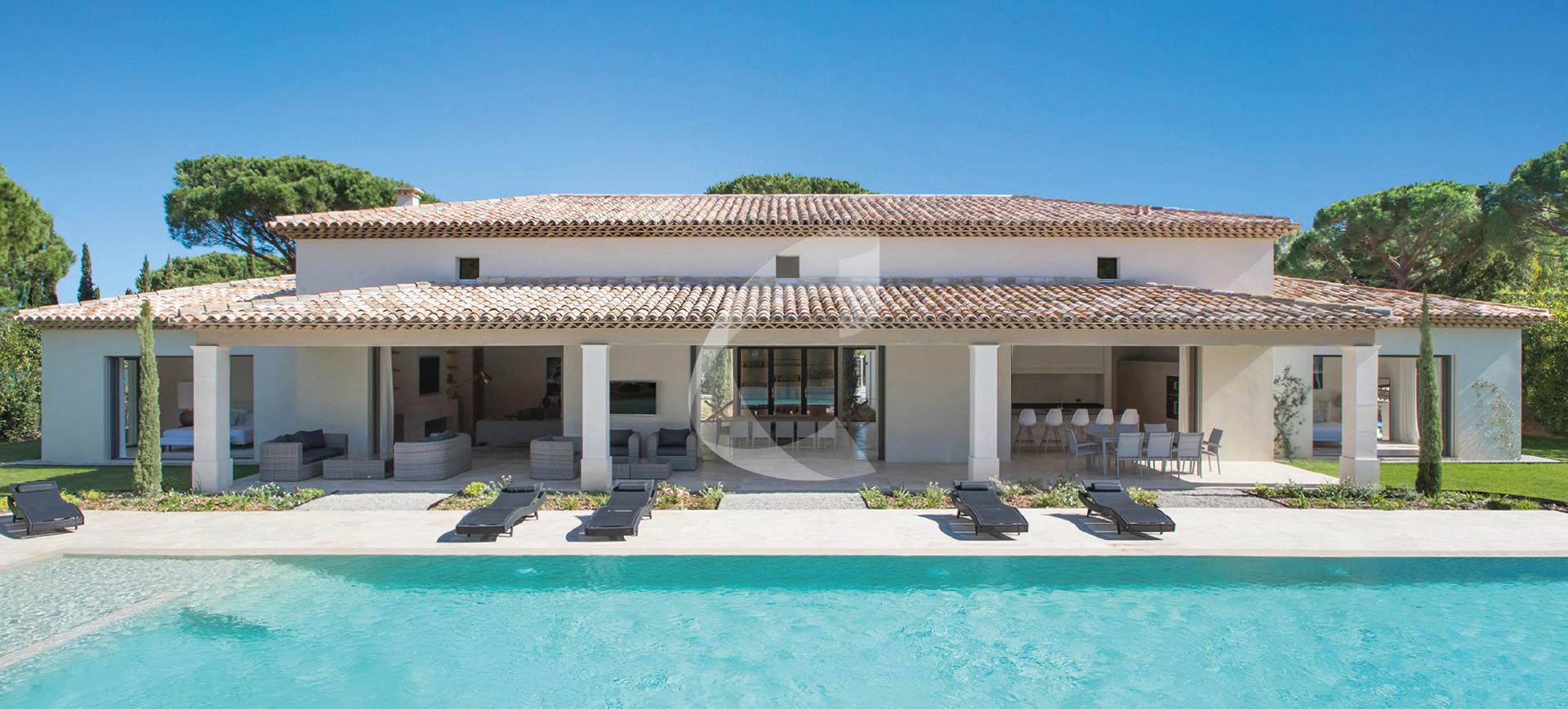 Villa Salins St Tropez